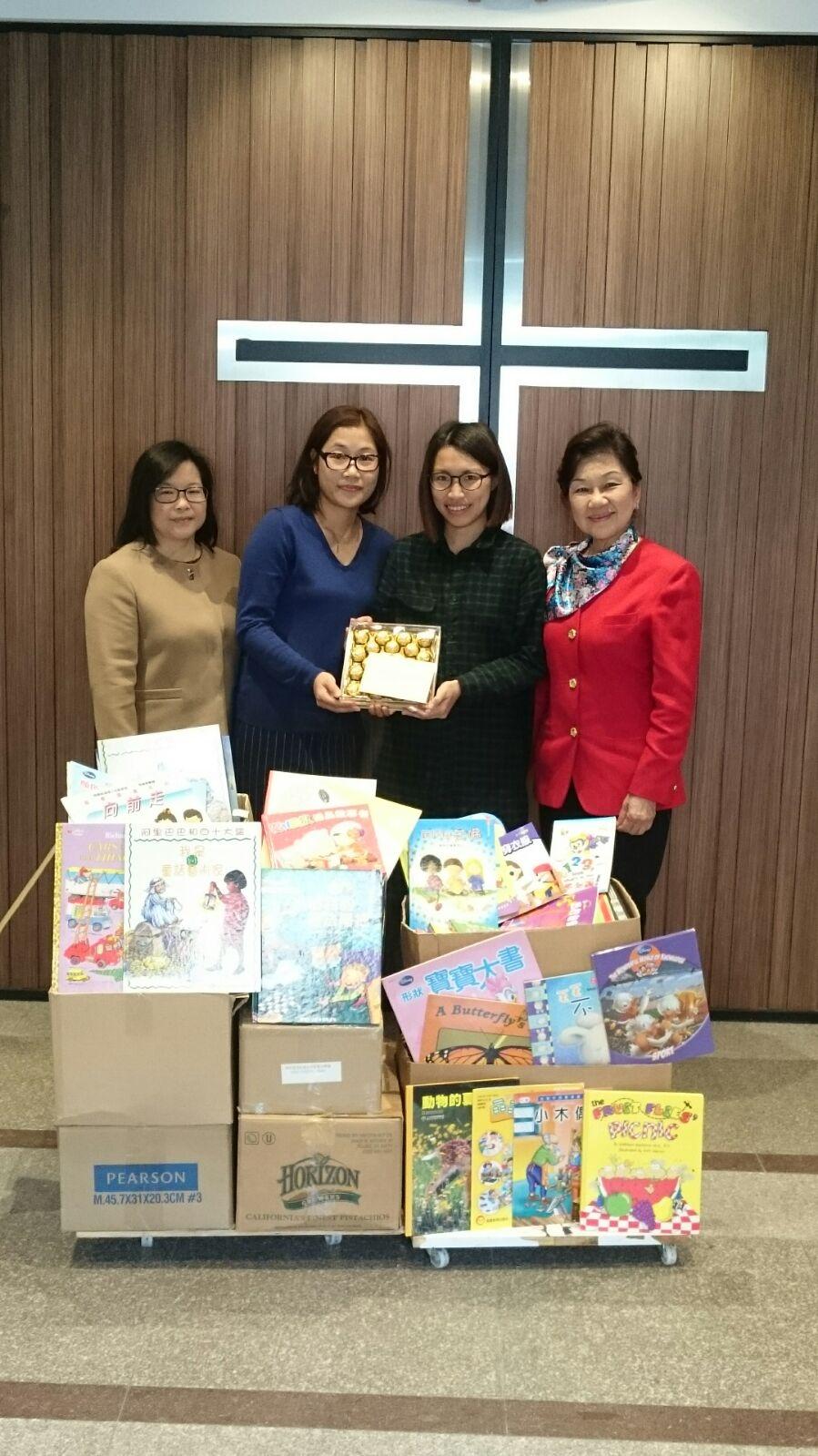 兒童圖書捐贈特殊學校兒童2